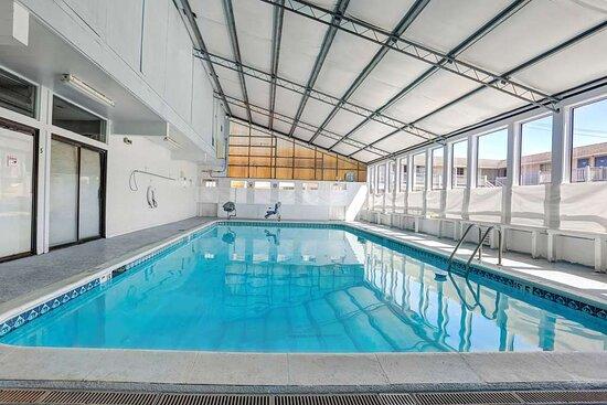 Motel Fort Bragg pool