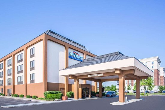 Welcome to the Baymont Inn and Suites Cincinnati