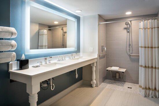 Captiva Tower Accessible Bathroom