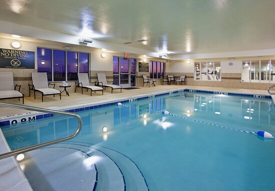 Take a nice dip in our heated pool and forget about your worries.