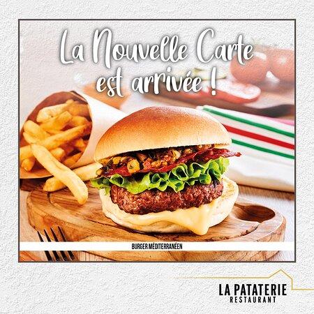 burger méditerrannée
