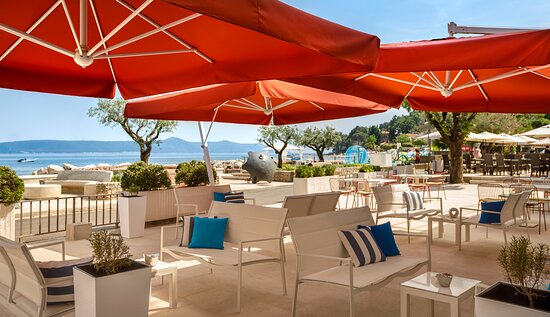 Lobby – Foto de Hotel Mediteran, Moscenicka Draga - Tripadvisor