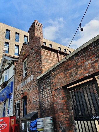 The Coach House by The Angus just off Rodney Street