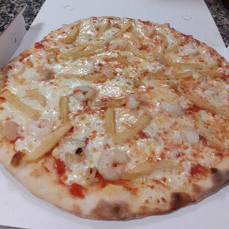 Pizza mare e terra