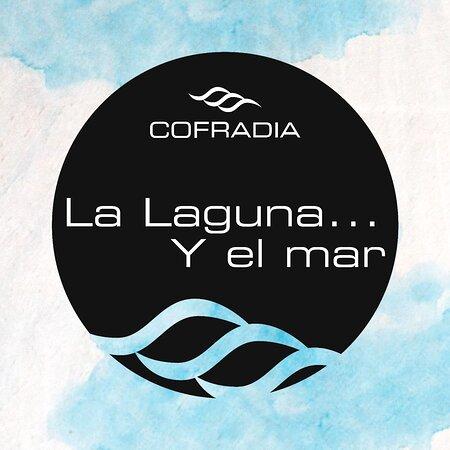 Logo Cofradía La Laguna y el Mar, nueva ubicación en Caletillas - Candelaria