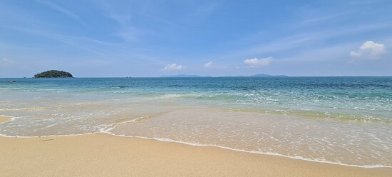 Blue, blue and more blue.....are the colors of the Andaman sea!