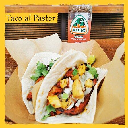 Original Taco al Pastor from Hola Taco