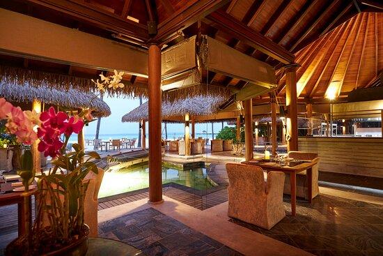 JA Manafaru - Ocean Grill Restaurant.  Perfect for Seafood and Grills.