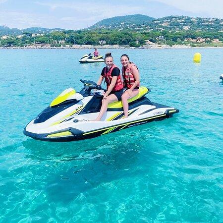 Jet familys Golfe de Saint Tropez