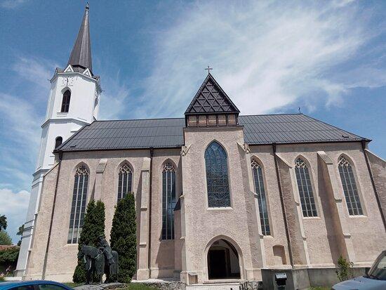 Sarospataki Bazilika