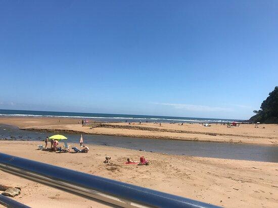 Playa en estado puro