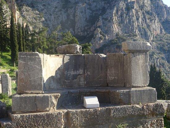 Delfos, Grecia: Archaeological Site - Delphi, Greece