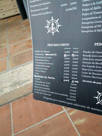 Cala Del Moral, Ισπανία: M