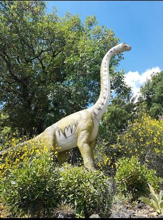 Parco dei Dinosauri-Parco Sicilia in Miniatura,zafferana etnea