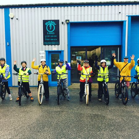 Group Hire with Guide