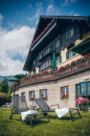 Tripadvisor - Bar - صورة Hotel & Restaurant Knappenhof، Reichenau an der Rax