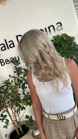Color & Hair cut
