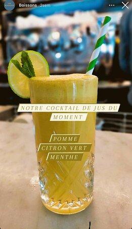Cocktails By Le Bouquet !