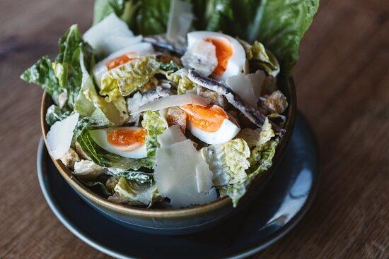 The Working Boat Caesar Salad