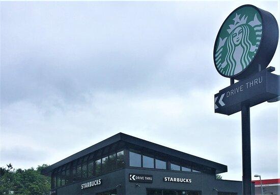 .1  Starbucks, Hereford Road, Shrewsbury