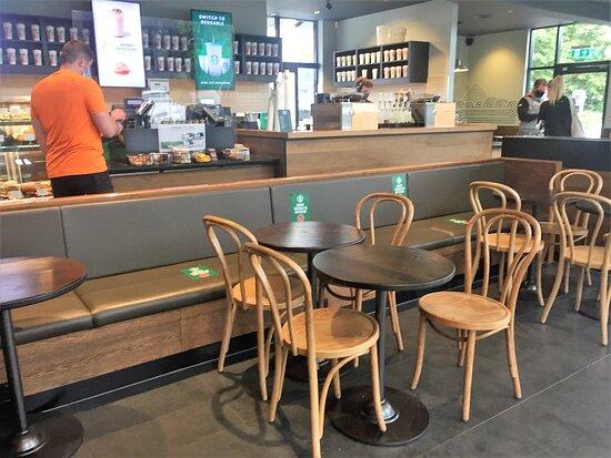 .6  Starbucks, Hereford Road, Shrewsbury