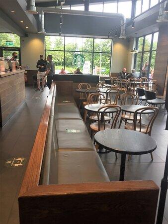 .10  Starbucks, Hereford Road, Shrewsbury