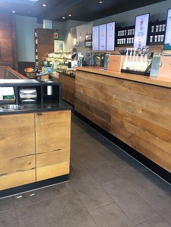 .11  Starbucks, Hereford Road, Shrewsbury