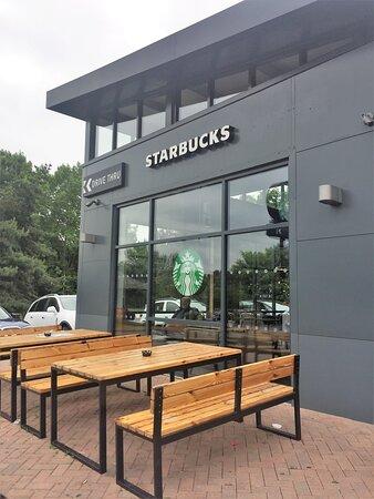 .14  Starbucks, Hereford Road, Shrewsbury