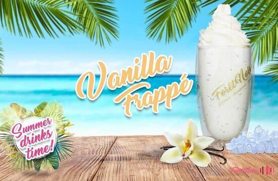 Made from premium organic vanilla beans.