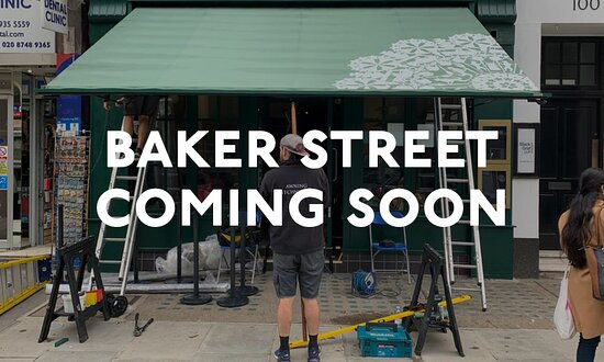 Rosa's Thai Baker Street coming soon