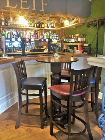 9.  Leif Tearooms and Piano Bar, Warwick