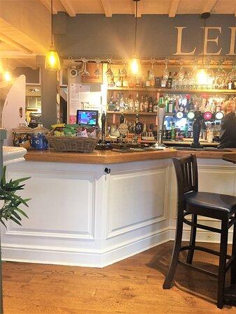 8.  Leif Tearooms and Piano Bar, Warwick