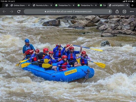 Colorado river, July 2021