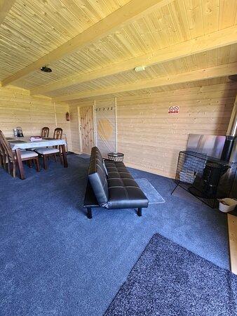 Inside of Harbour cabin