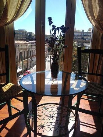 Dettaglio decorativo della camera - 西西里大區B&B Musia的圖片 - Tripadvisor