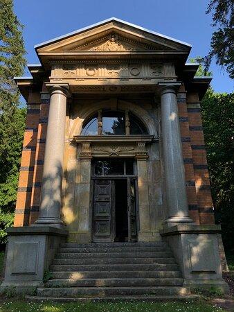 Das Mausoleum...