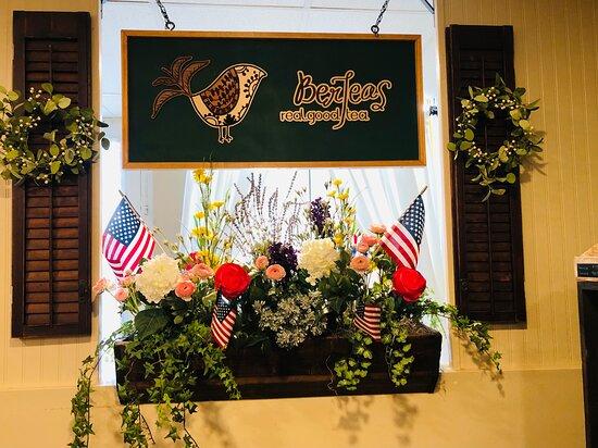 Mannington, Virgínia Ocidental: Happy 4th July