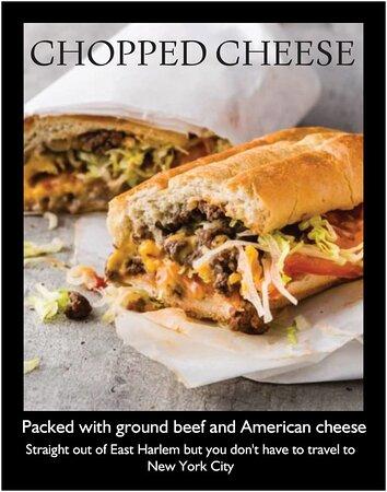 Chopped Cheese