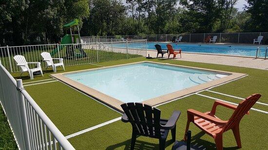 Espace piscine chauffée grand confort