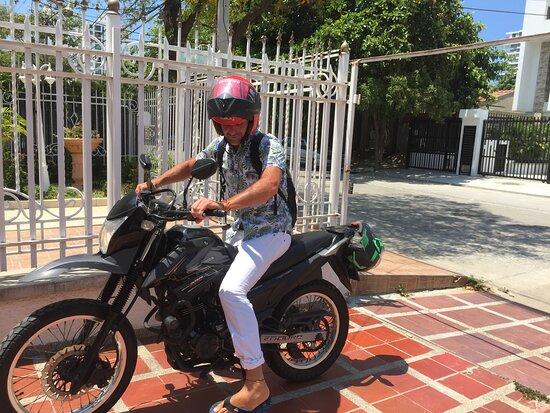 Manejar nos hace libres!!  Motorent Santa Marta, las mejores motos del Caribe.