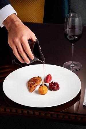 Fine Dining at Céleste