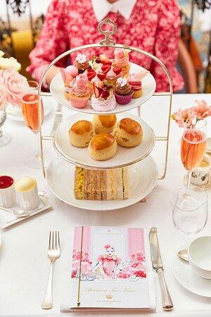 Peggy Porschen Afternoon Tea at The Lanesborough