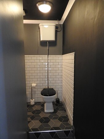 Lakeland room bathroom (one part)