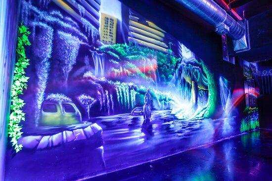 Laser Quest Arena