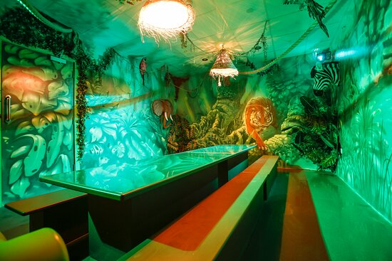 Wild Party Room