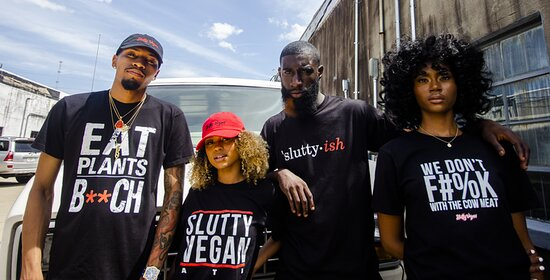 Slutty Vegan Merchandise