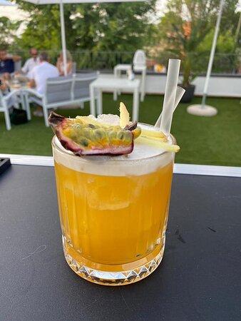 Sunset in Rio Cocktail! L'aperitivo perfetto? Nella terrazza del Rio! 😍 Vieni ad assaggiare i nostri cocktail! 🍹