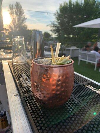 L'aperitivo perfetto? Nella terrazza del Rio! 😍 Vieni ad assaggiare i nostri cocktail! 🍹