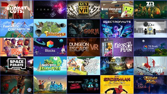 50+ game Library!
