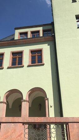 Rathaus Stadtverwaltung Wilkau-Haßlau ist Amtsgebäude
